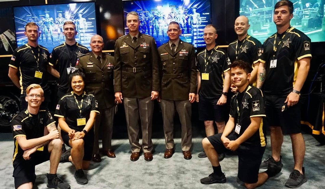 US Army Has An Esports Team