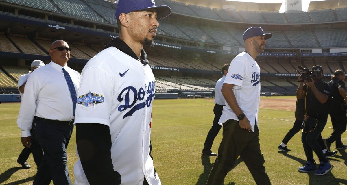 Dodgers' Mookie Betts Ready for 2020 Season, But Expresses Doubts