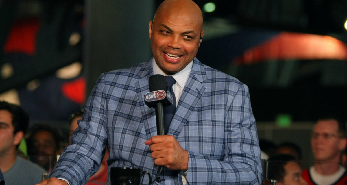 """Charles Barkley Says Sports Are Turning Social Justice Into a """"Circus"""""""