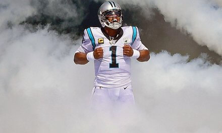 Cam Newton, Patriots Early Favorites to Win AFC East