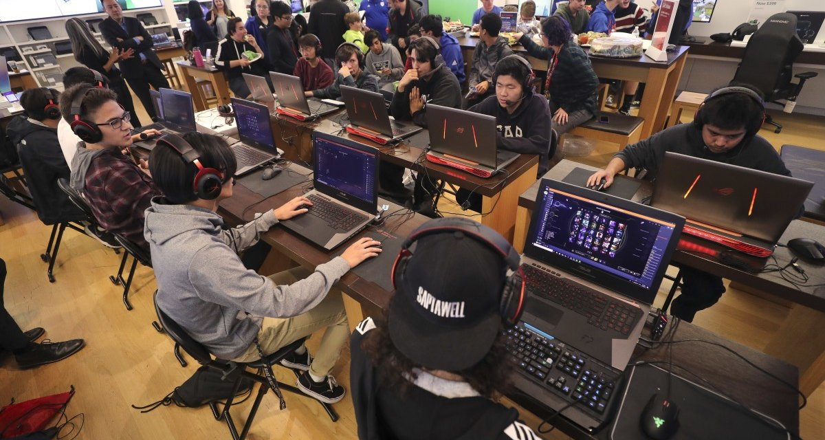 A Growing Number of Colleges Are Beginning to Offer Esports Programs