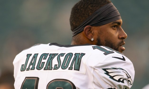 Eagles' DeSean Jackson Issues Apology After Posting Anti-Semitic Quote Attributed to Hitler