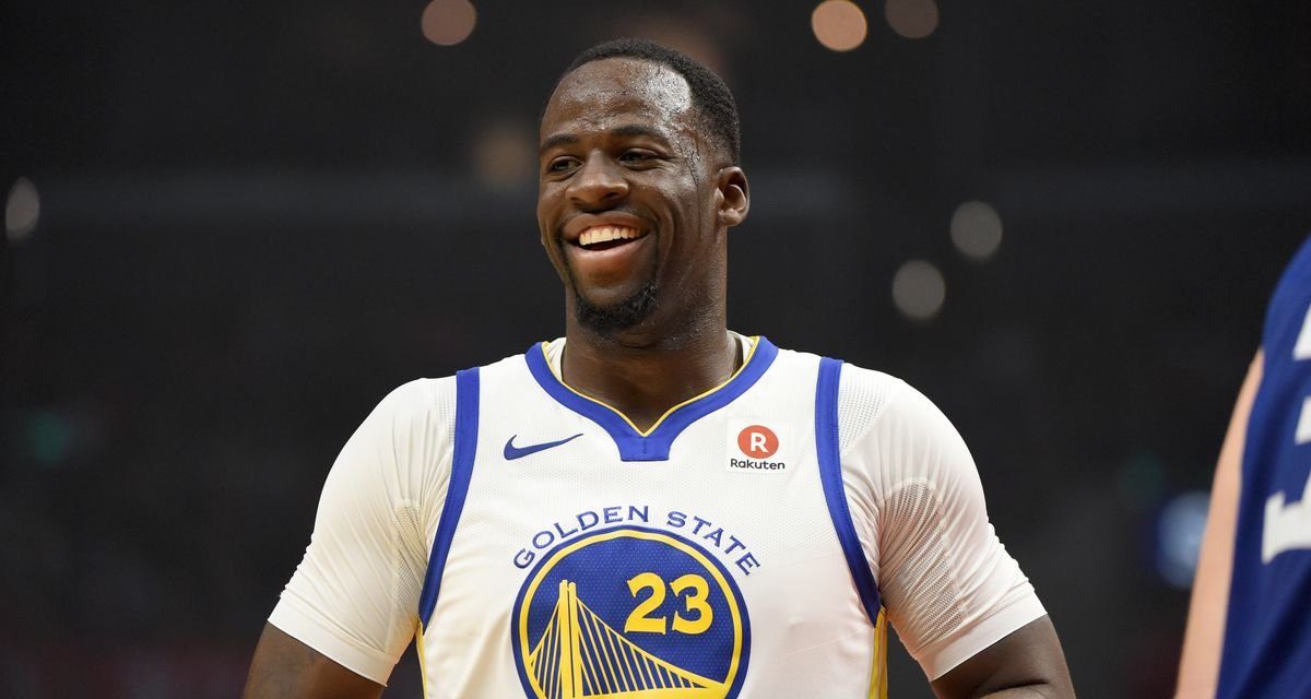 Draymond Green Proves to Be Big Advocate for Social Justice Issues in 2020