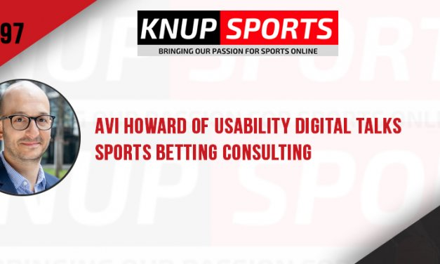 Show #97 – Avi Howard of Usability Digital Talks Sports Betting Consulting