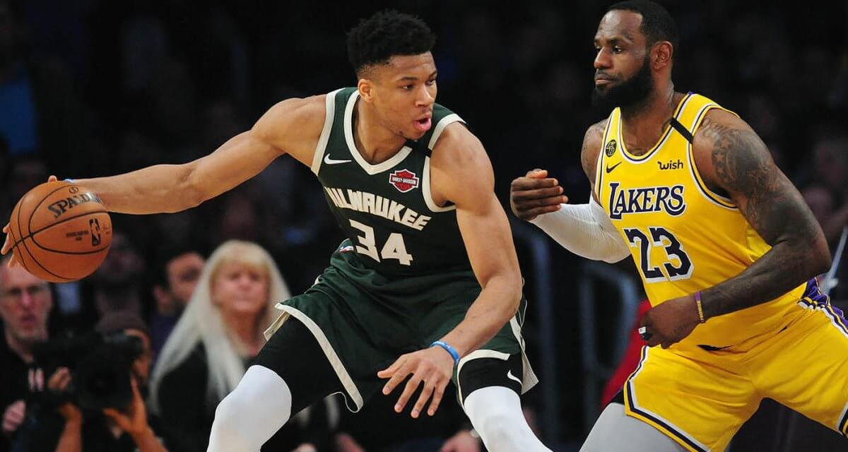 NBA Betting Odds: Lakers, Bucks with Best Chances Heading into Playoffs