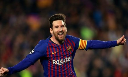 Lionel Messi Joins Cristiano Ronaldo, Other Legends in 700-Goal Club