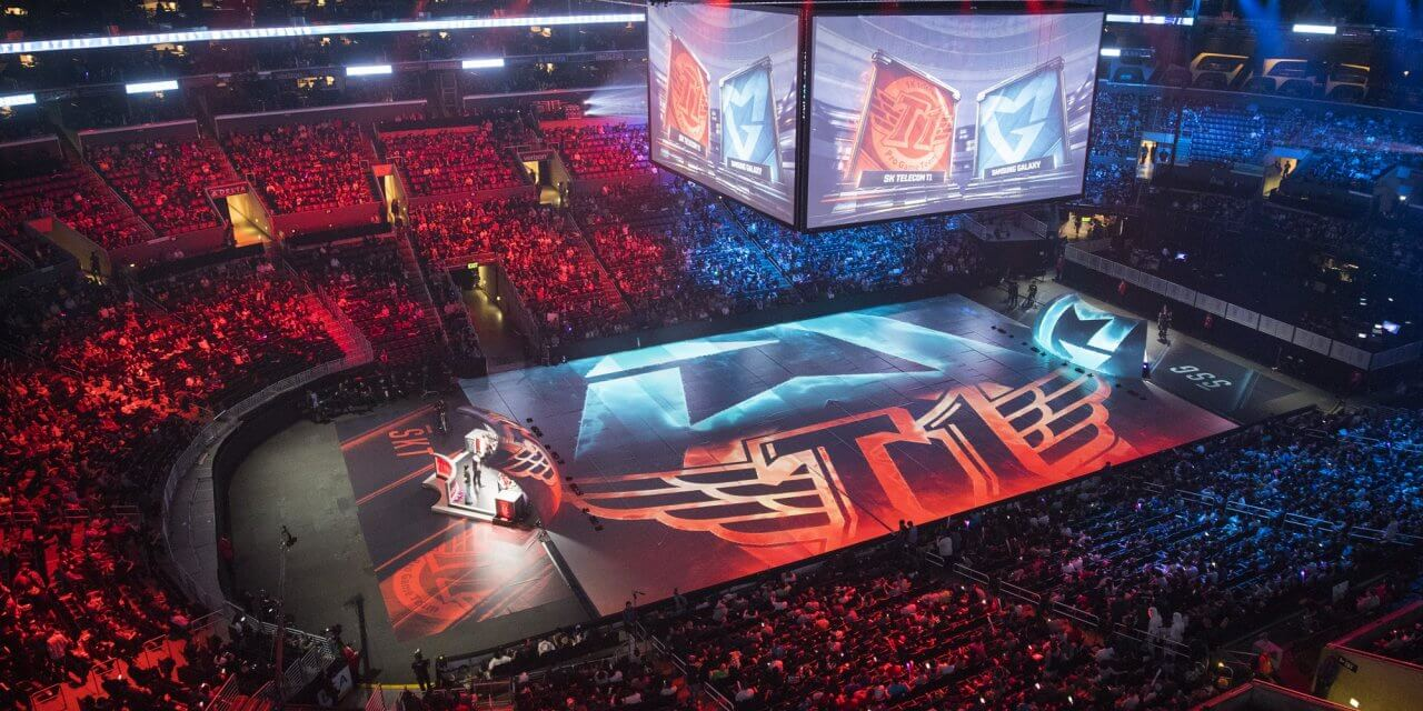 Riot Games Considers Bubble System for League of Legends 2020 World Championship