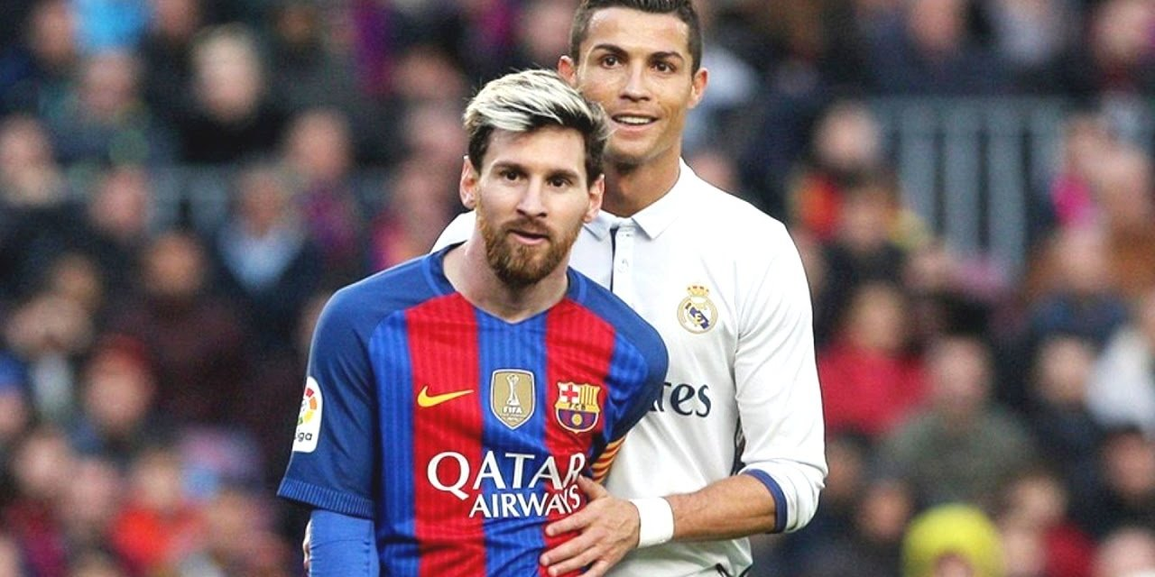 Messi vs. Ronaldo Rivalry Matches The Two Best