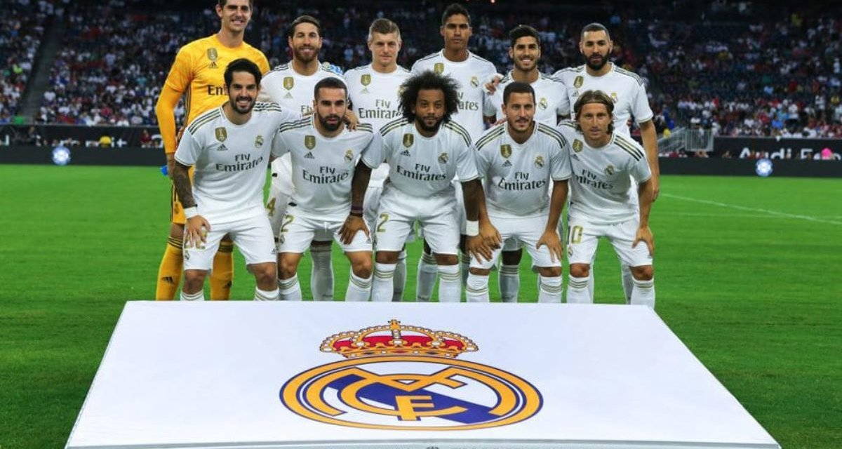 Real Madrid Clinches La Liga Title