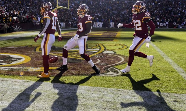 Washington's NFL Team Mulls Over Better Team Name for Redskins