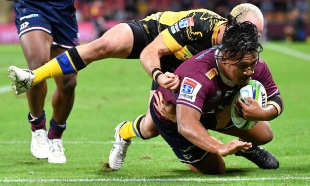 Rugby Players More Likely To Suffer From Long-Term Injuries