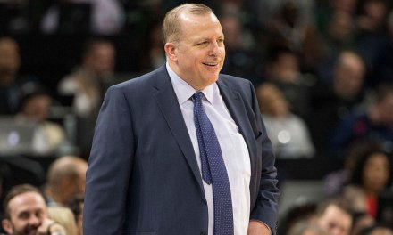 Tom Thibodeau Set to Become New Knicks Coach