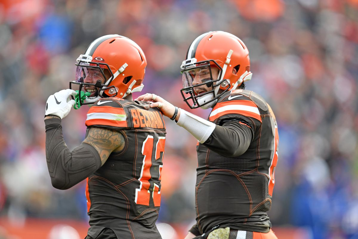 Browns betting