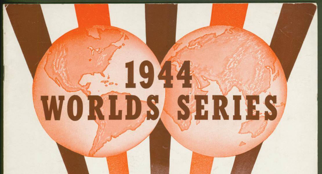 As Good As It Got: The 1944 St. Louis Browns