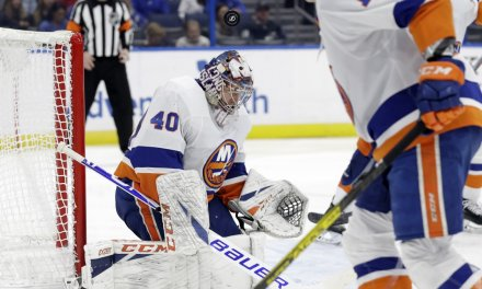 Washington Capitals vs. New York Islanders Betting Preview