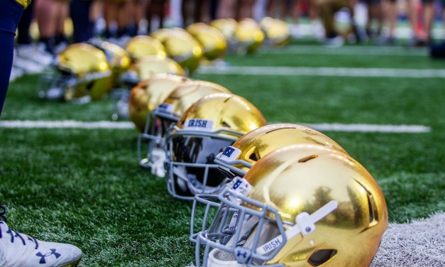 Notre Dame Football On Pause as COVID-19 Cases Surge on Campus