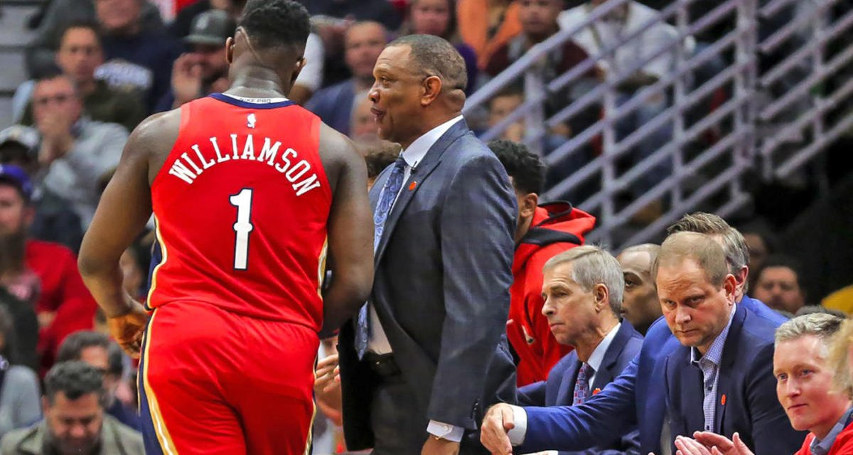 Pelicans Fire Coach Alvin Gentry