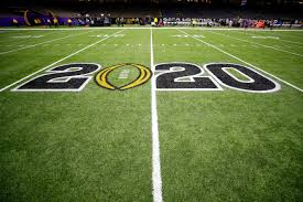 2020 College Football Kickoff