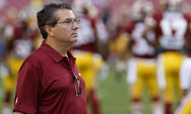 Owner of Washington Football Team Sues Media Company for Defamation