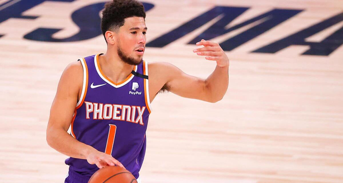 Phoenix Suns 4-0 in NBA restart in Orlando Bubble