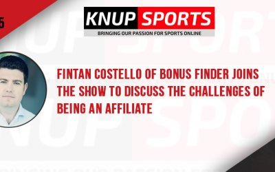 Show #105 – Fintan Costello of Bonus Finder joins the show to discuss the challenges of being an affiliate