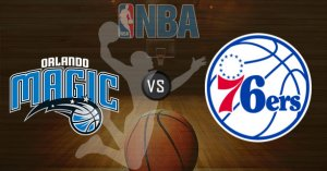 Magic vs Philadelphia