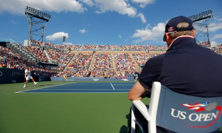 Line Calls Replacing Human Judges at U.S. Open