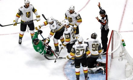 Dallas Stars vs. Las Vegas Golden Knights Betting Preview