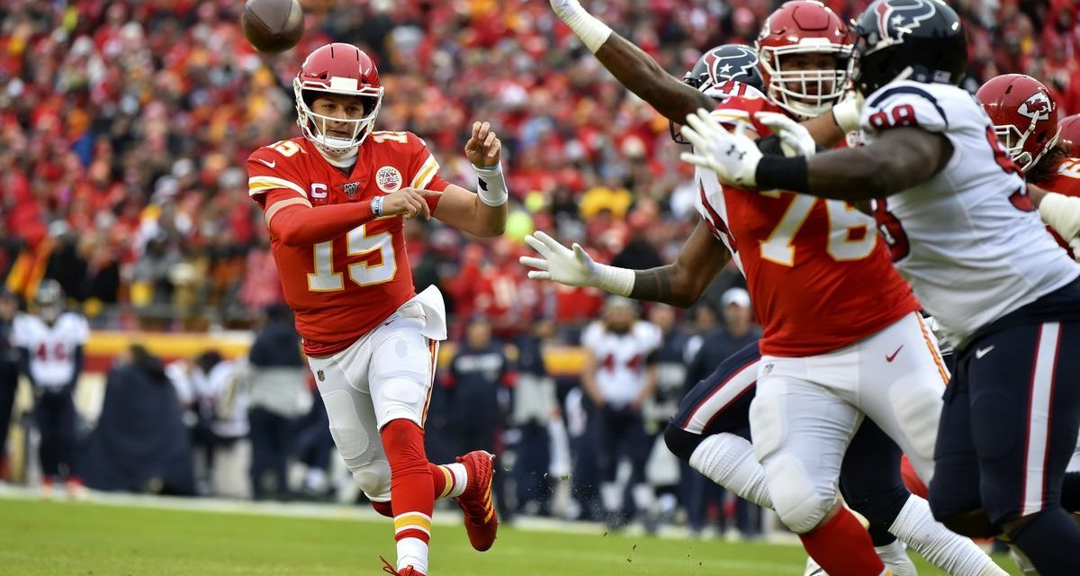 Houston Texans at Kansas City Chiefs Betting Preview