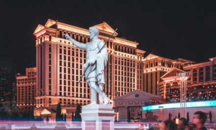 William Hill and Caesars' Joint Venture