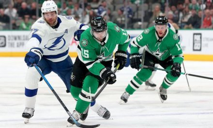 Dallas Stars vs. Tampa Bay Lightning Betting Preview