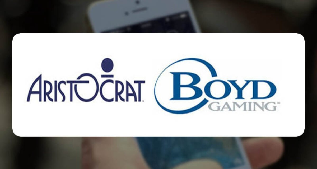 Aristocrat, Boyd Gaming Announce Cashless Wagering Digital Wallet
