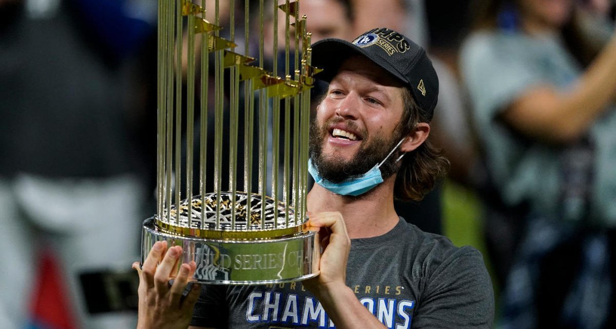 2020 World Series: Dodgers Win, Turner Investigated, Kershaw Gets a Ring
