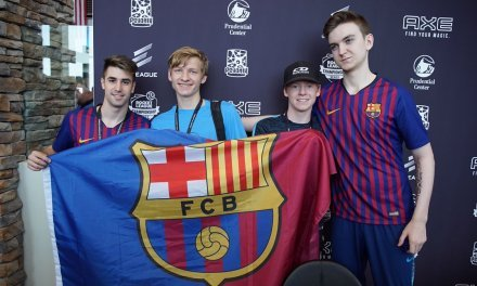 FC Barcelona Pull the Plug on their Rocket League Team