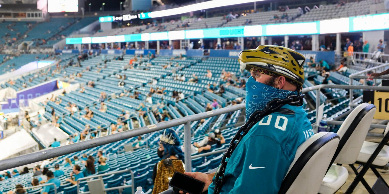 Absence of Fans Impacting Home Teams ATS: Week 7 NFL Trends