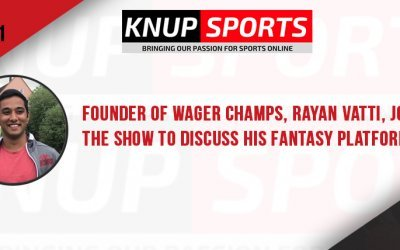Show #111 – Founder of Wager Champs, Rayan Vatti, Discusses His Fantasy Platform