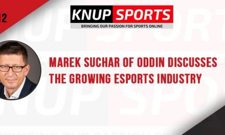 Show #112 – Marek Suchar of Oddin discusses the growing esports industry.