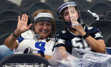 A Weekly Look of Fans at NFL Games: Emotions vs. Numbers
