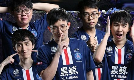 PSG.LGD Secure China Dota 2 Pro Cup Season 1 Title