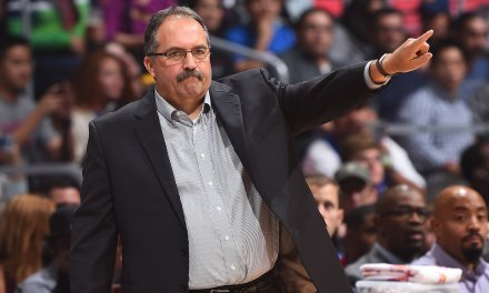 Van Gundy Named Pelicans Head Coach