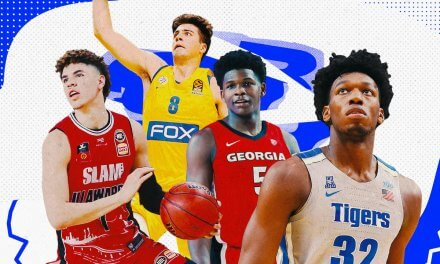 NBA Lottery Mock Draft 2020