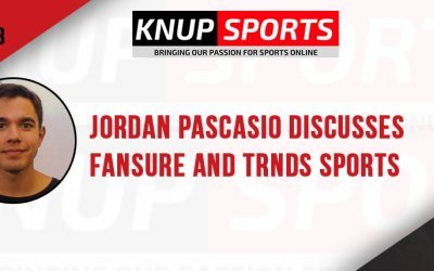 Show #113 – Jordan Pascasio discusses Fansure and TRNDS Sports