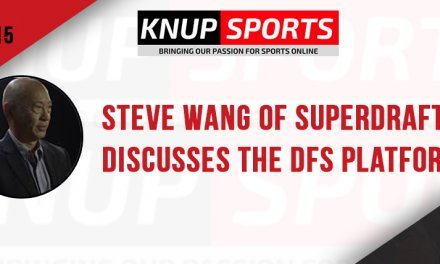 Show #115 – Steve Wang of SuperDraft discusses the DFS platform.