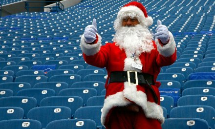 Christmas Day Football: The Best Thing Roger Goodell has Done for the NFL