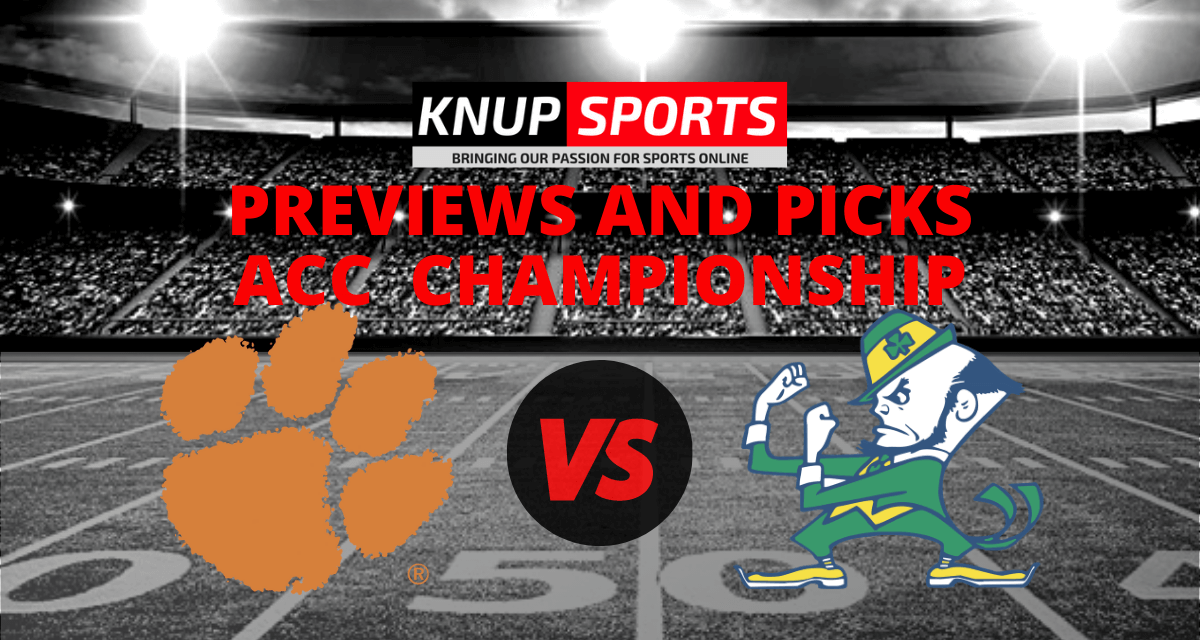 ACC Championship Game Betting Preview and Free Pick