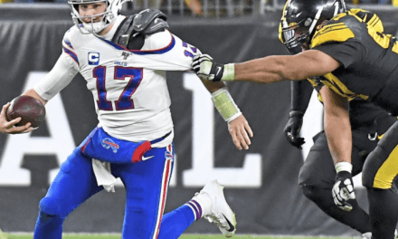 Sunday Night Football: Pittsburgh Steelers at Buffalo Bills Betting Preview