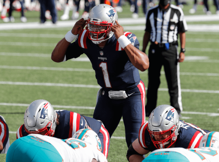 Has Cam Newton to New England Been a Good Fit?