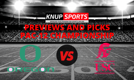 Pac 12 Championship Game Betting Preview & Pick