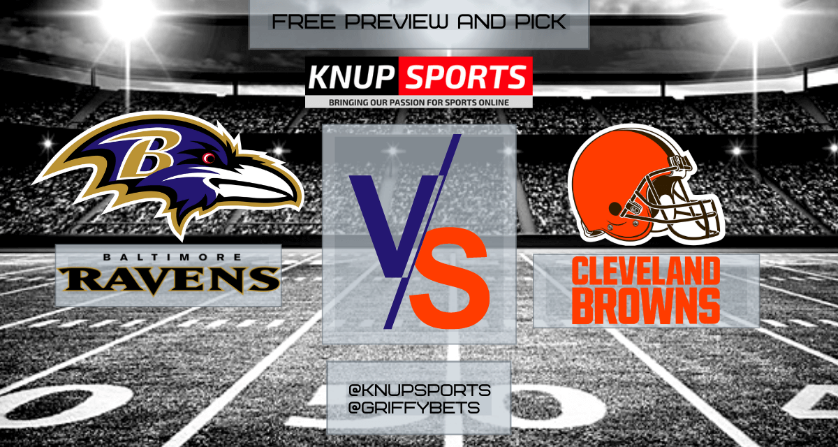 Ravens at Browns Betting Pick & Preview