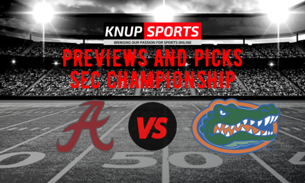 SEC Championship Betting Preview & Free Pick